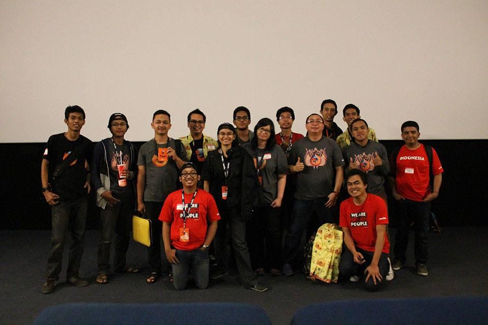 Peluncuran Firefox 29 - Bekasi, 2014