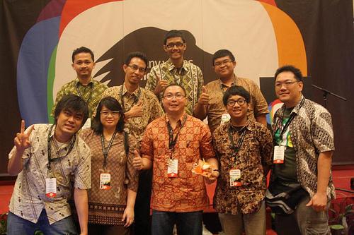 Mozilla Reps Indonesia @ MozCamp Asia 2011