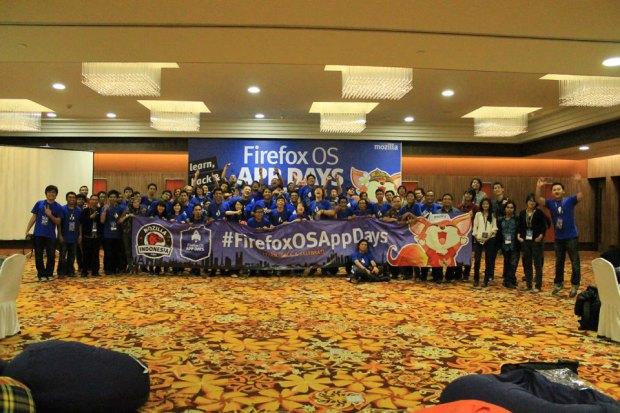 FirefoxOS App Days - Jakarta, 2013