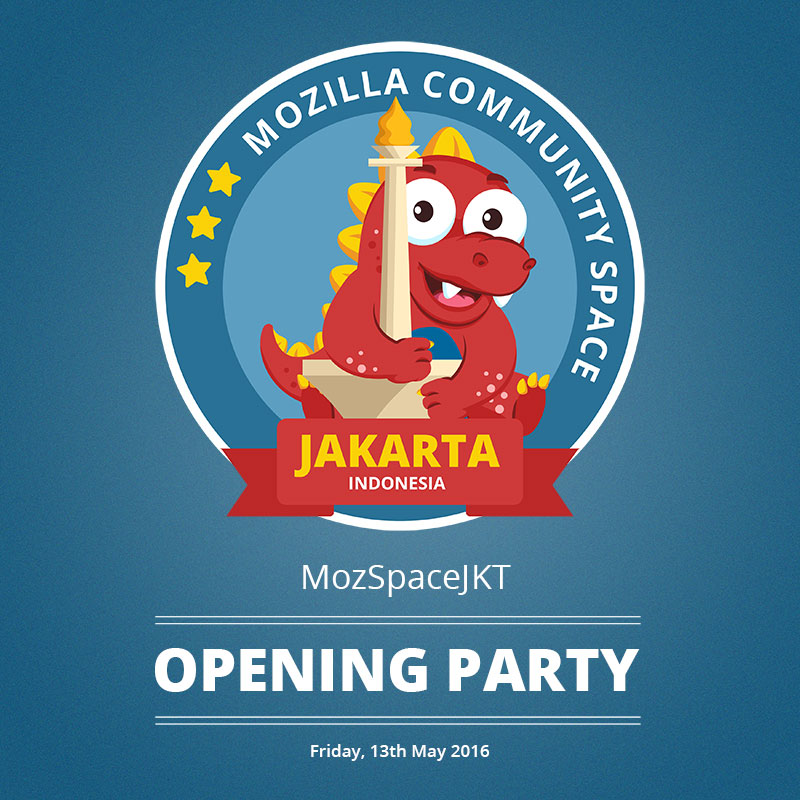 Mozilla Community Space Jakarta Resmi Dibuka