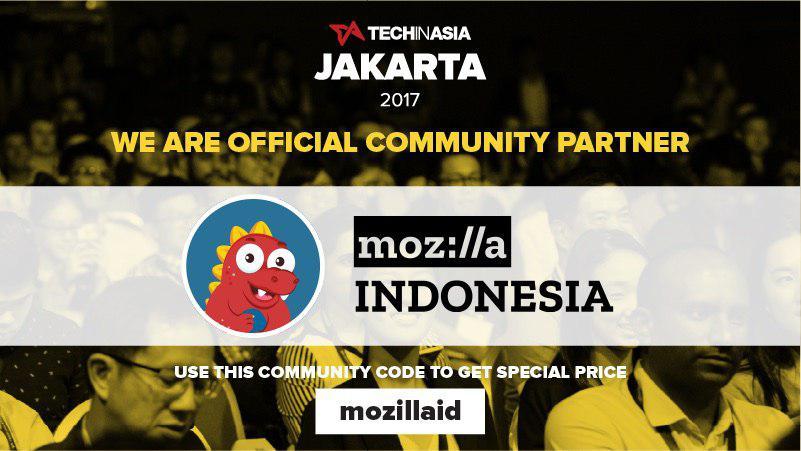 Tech in Asia Jakarta 2017