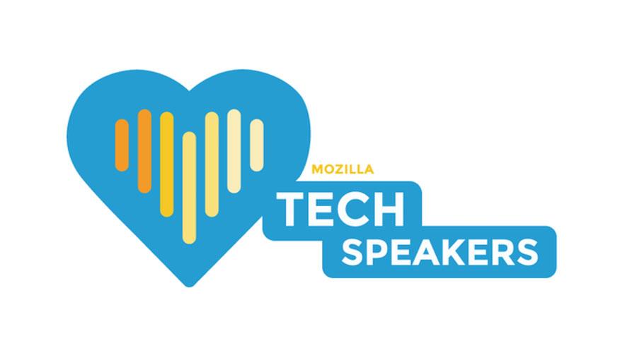 Public Speaking, Mozilla Tech Speaker
