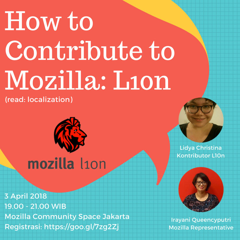 How to Contribute to Mozilla: L10n