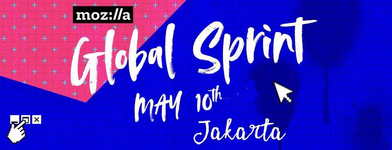 Global Sprint 2018 Mozilla Jakarta