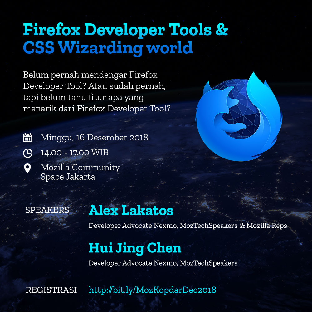 Firefox Developer Tools & CSS Wizarding World