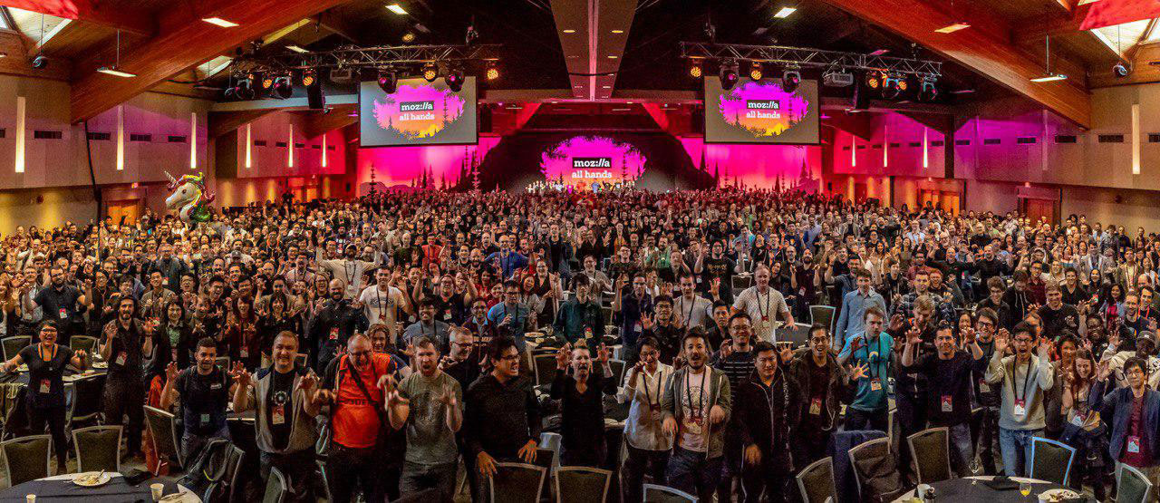 Liputan Mozilla All Hands Whistler 2019