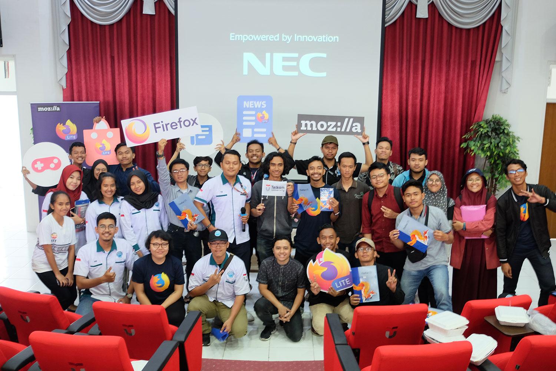 #Mozkampus Activities – Telkom University Bandung